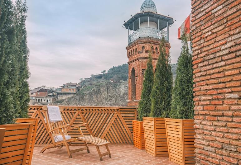 Kisi by Tbilisi Luxury Boutique Hotels, Tiflis, Deluxe Tek Büyük veya İki Ayrı Yataklı Oda, Balkon