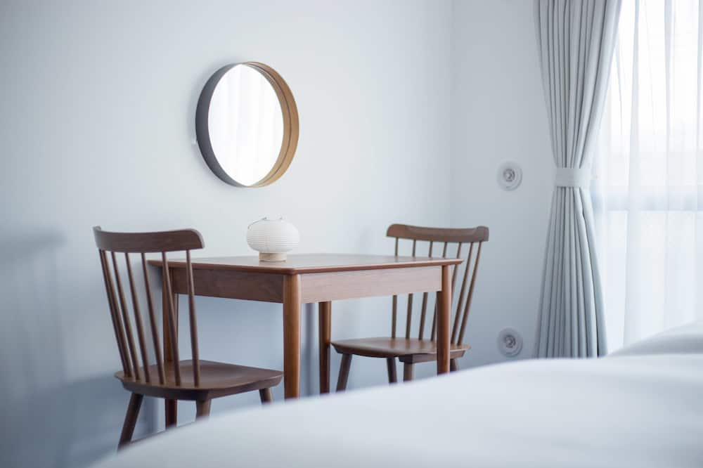Economy Twin Room - In-Room Dining
