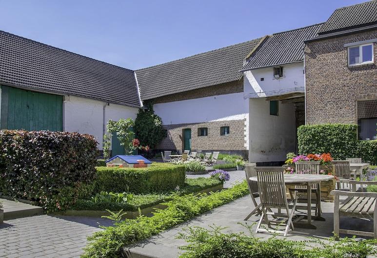 B&B de Oude Winning, Riemst, Apartamento, 2 Quartos, Terraço/Pátio Interior