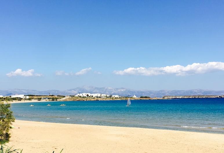 Amaryllis Beach Hotel, Paros, Beach