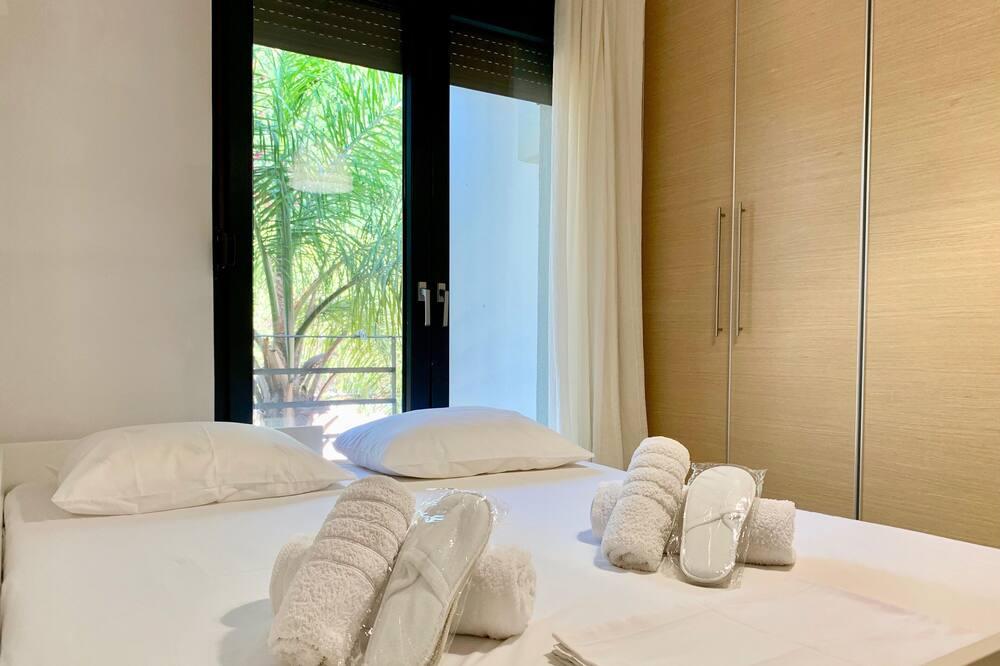 Дизайнерские апартаменты, 2 спальни - Номер