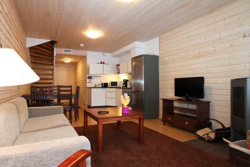 公寓, 公園景觀, 湖畔 - 客廳