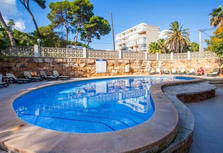 Apartamentos Ben-Hur, Playa de Palma, Kültéri medence