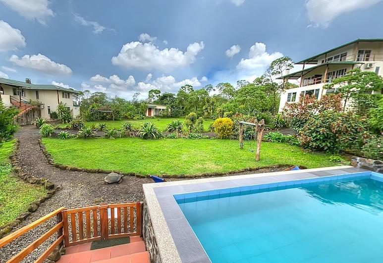 Semilla Verde Boutique Hotel, Puerto Ayora, Vanjski bazen