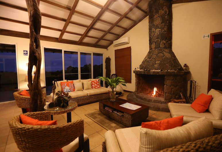 Semilla Verde Boutique Hotel, Puerto Ayora, Salon de la réception