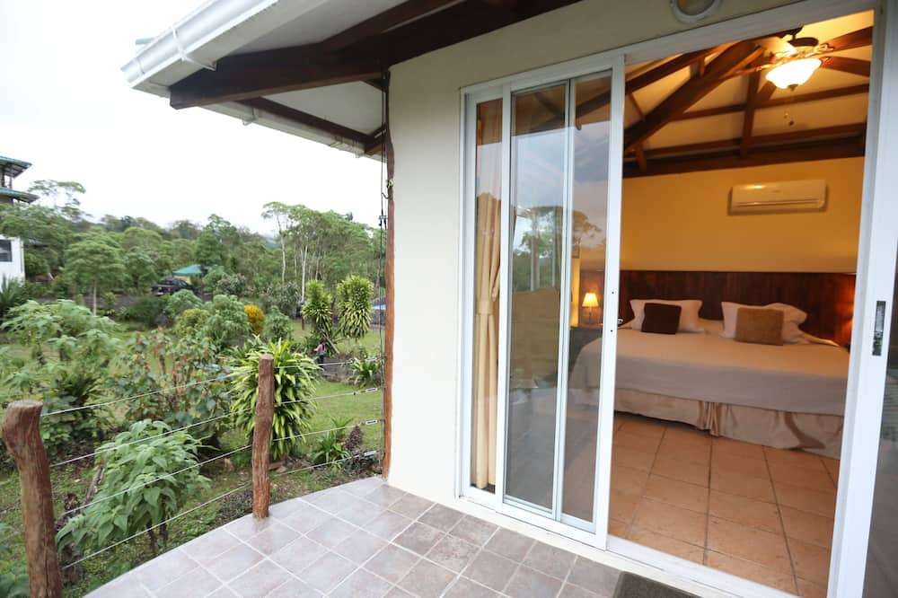 Kamar Eksklusif, 1 kamar tidur, teras - Balkon