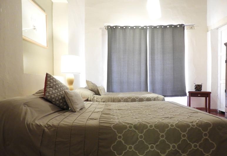 El Viejo Zaguan, Guanajuato, Superior-Doppelzimmer, Ausblick vom Zimmer