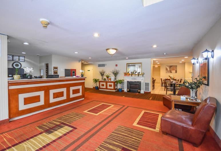 Charles River Motel, Boston, Lobby