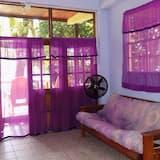 Apartment, 1King-Bett, Küche - Wohnbereich