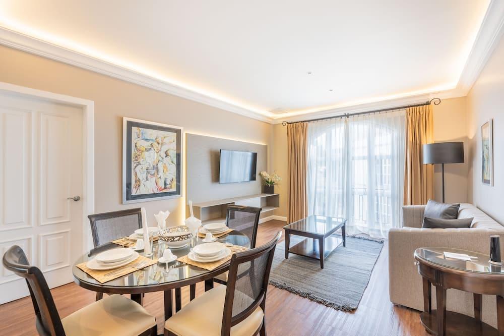 Camera doppia, 2 camere da letto - Area soggiorno