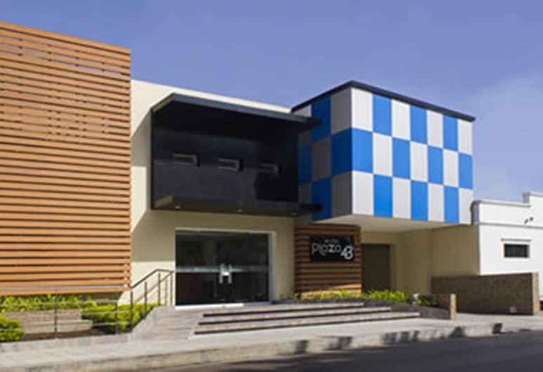 Hotel Plaza 43, Barranquilla, Facciata hotel