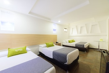 巴蘭基亞亞延達 1308 號廣場 43 飯店的相片