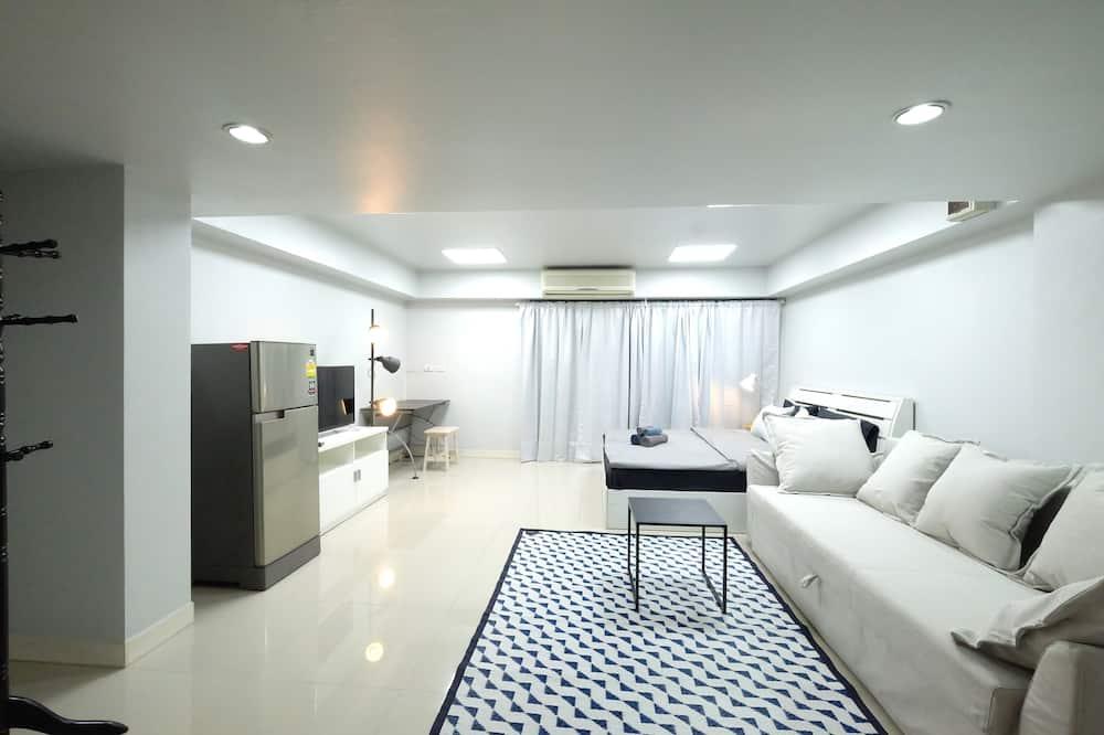Deluxe Double Room, Balcony S107 - Номер
