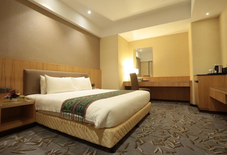 Imperial Riverbank Hotel Kuching, Kuching, Štandardná izba, 1 extra veľké dvojlôžko, bez okien, Hosťovská izba