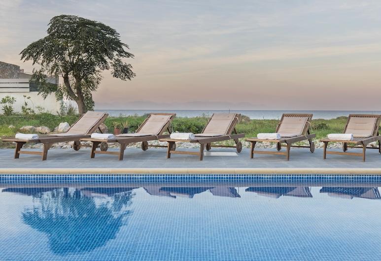 Rhodes Sea Villas, Rodes, Praia