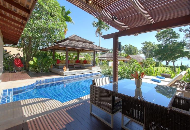 Laguna Villas Yao Noi, Ko Yao, Deluxe Villa, 1 King Bed, Private Pool, Partial Ocean View
