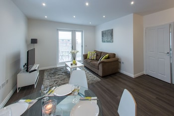 Picture of Campbell Park Serviced Properties - Shortstay MK in Milton Keynes