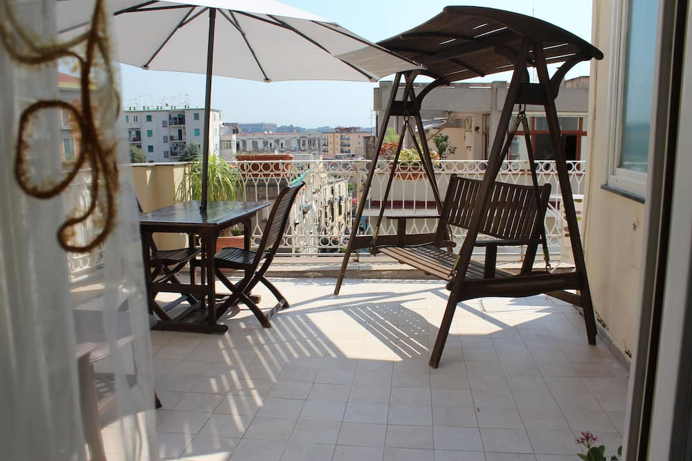 Panoramic sviit, terrass - Rõdu