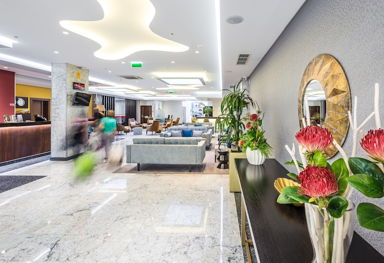 Empire Lisbon Hotel, Λισσαβώνα, Εσωτερική είσοδος