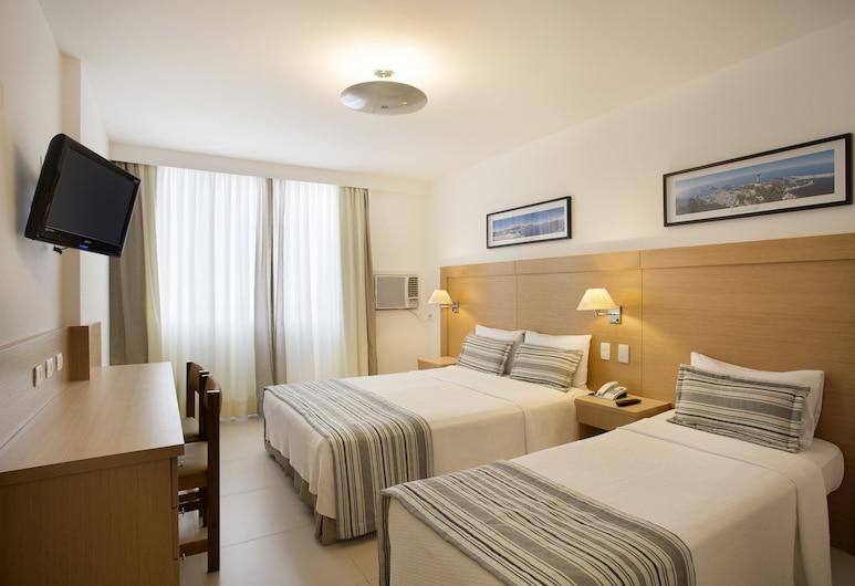 Residencial Sausalito, ריו דה ז'ניירו, חדר סטנדרט לשלושה, חדר