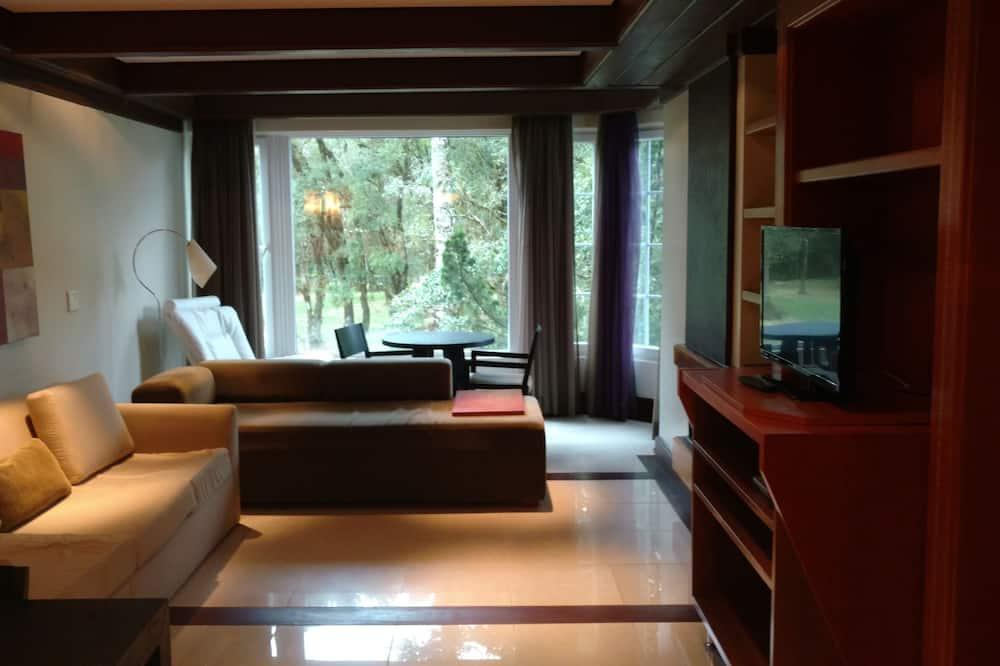 Suite Standard - Ruang Tamu