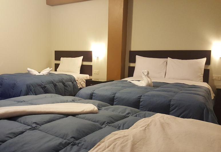 Hostal Samananchis, Machu Picchu, Chambre Triple, Chambre