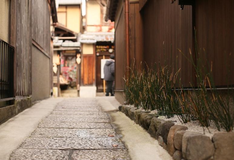 八坂之塔雷西住宅酒店, Kyoto, 特級聯排別墅, 庭園景
