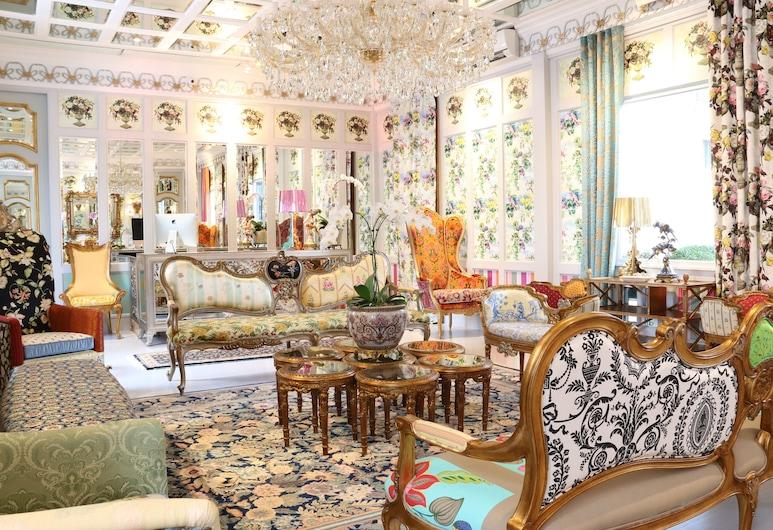Kamiseta Hotel, Baguio, Lobby Sitting Area