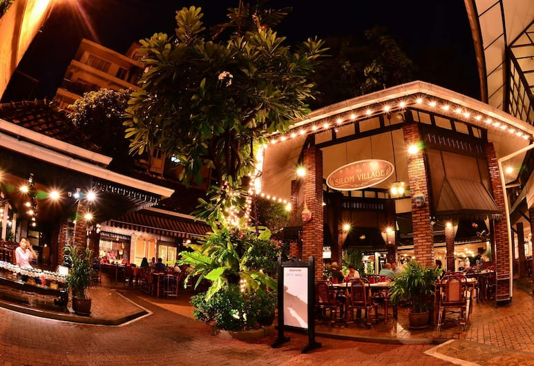 Silom Village Inn, Bangkok, Property Grounds