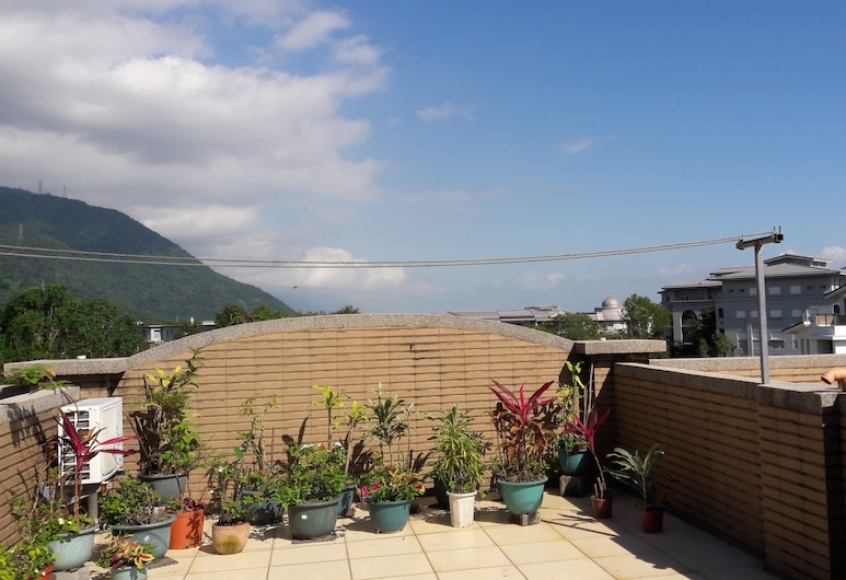 Travelers Fu-Home, Hualien City, Terrace/Patio