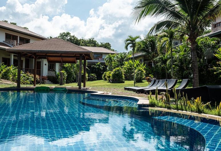 藍丘住宅酒店, 蘇梅島