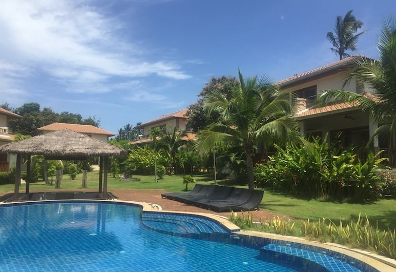 藍丘住宅酒店, 蘇梅島, 外觀
