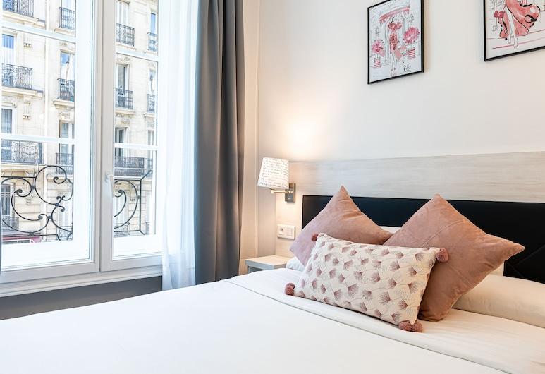蒂亞娜酒店, 巴黎, 客房, 客房