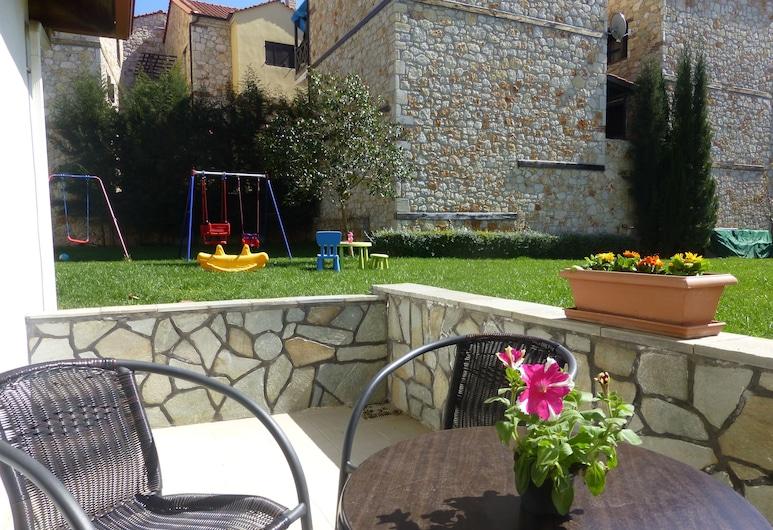Pavloudis Apartments, Polygyros, Apartment, 1 Bedroom, Terrace/Patio