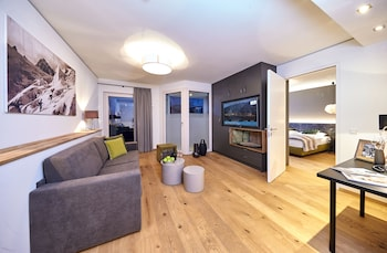 Bild vom Two Timez Boutique Hotel in Zell am See