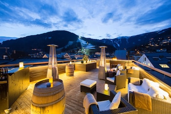 A(z) TWO TIMEZ - Boutique Hotel hotel fényképe itt: Zell am See síterep