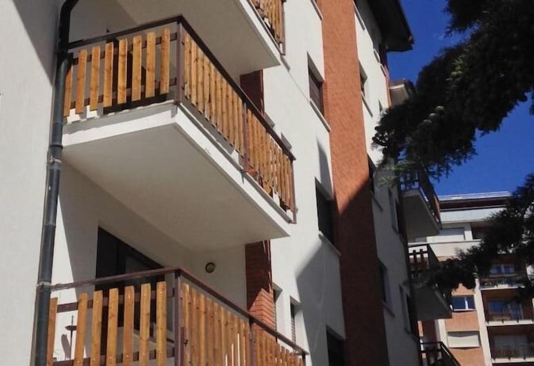 Casa Vacanze Bucaneve, Sauze d'Oulx, Front of property