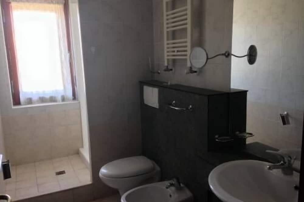 Departamento tradicional, 1 habitación - Baño