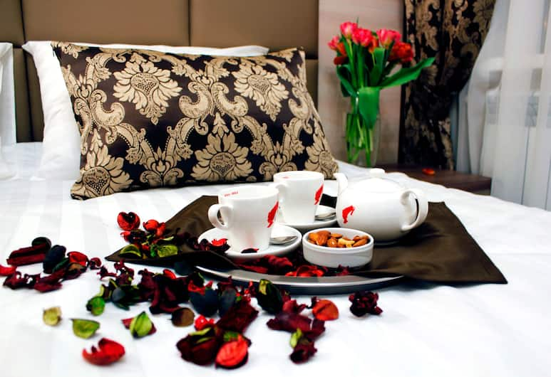 Seven Hills Taganka Hotel, Moscow, Comfort Double Room, Guest Room