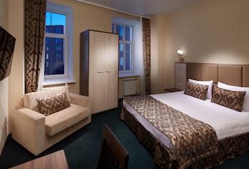 Moskwa — zdjęcie hotelu Seven Hills Taganka Hotel