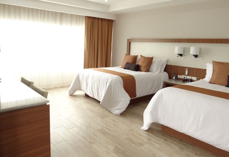 Hotel Soleil Business Class, Leon, Executive Double Room, Guest Room