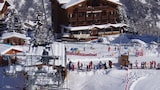 hôtel Courchevel, France