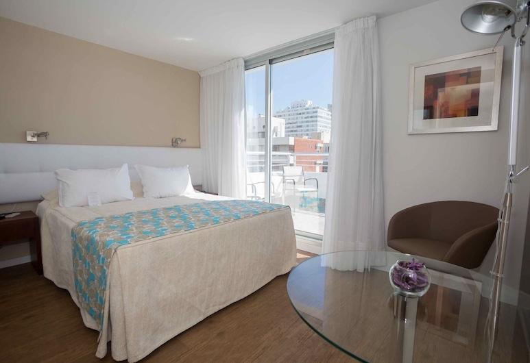 Hotel Sea View, פונטה דל אסטה, חדר אורחים