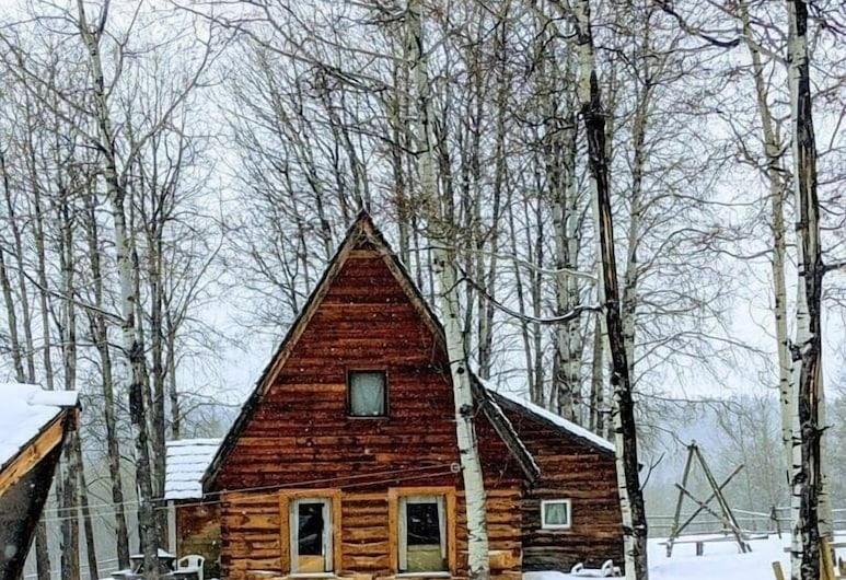 山丘牧場旅館, 布里奇湖, 外觀