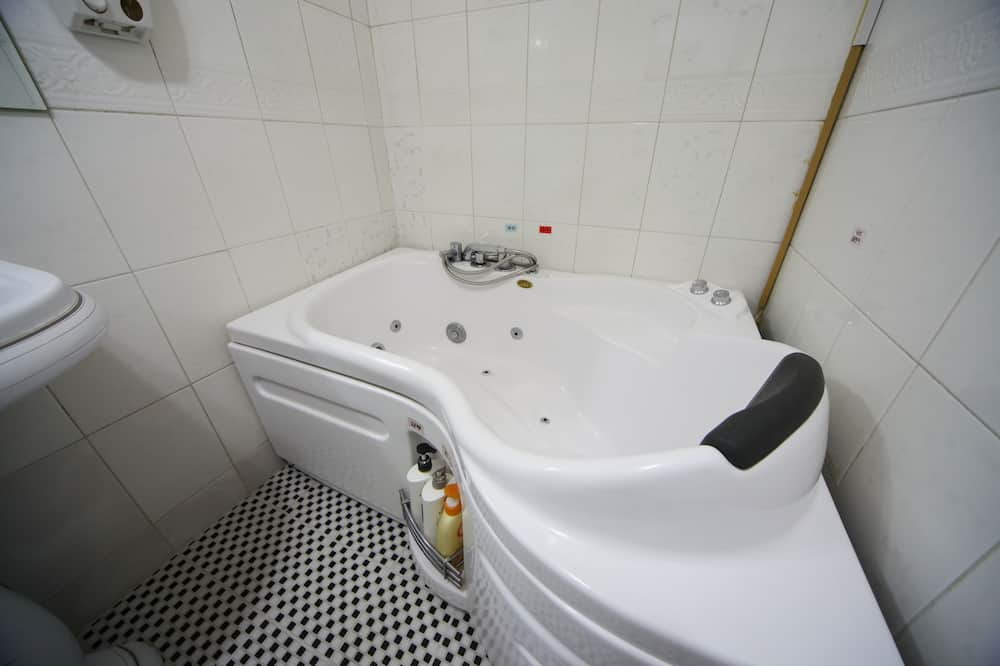 Couple PC - Jetted Tub