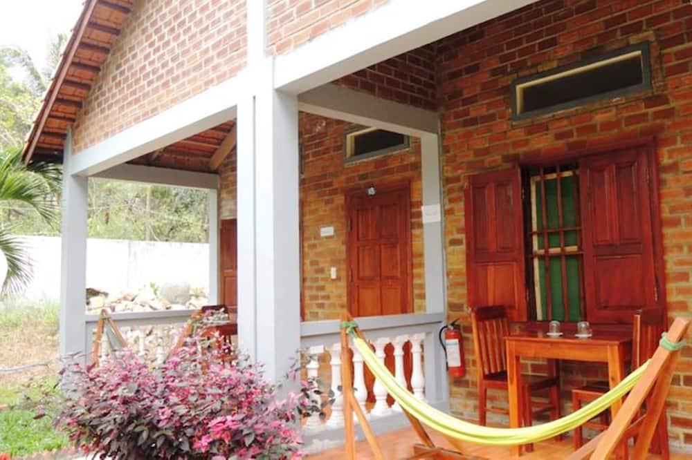 Бунгало, 1 ліжко «квін-сайз» - Балкон