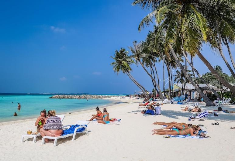 Triton Beach Hotel & Spa, Maafushi, Beach