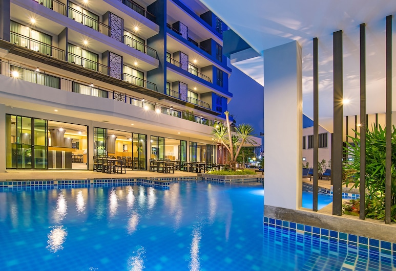 AVA Sea Resort, Krabi, Buitenzwembad