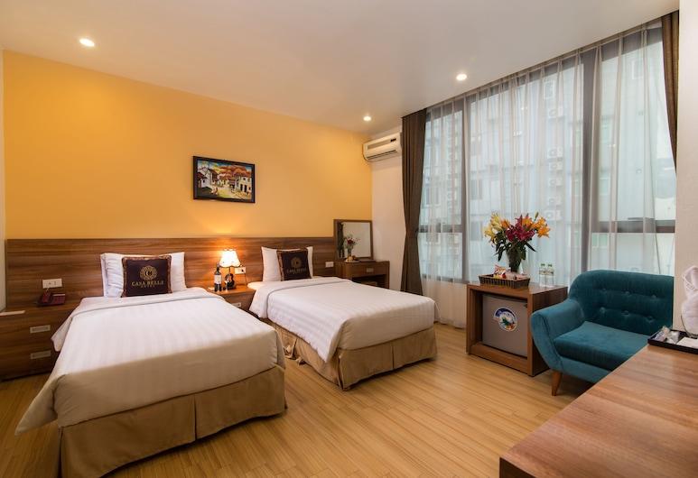 Casabella Hotels, Hanoi, Deluxe Twin City Window, Guest Room