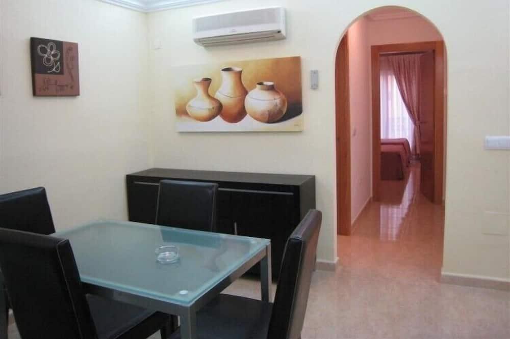 Departamento, 2 habitaciones, terraza, vista al mar - Sala de estar